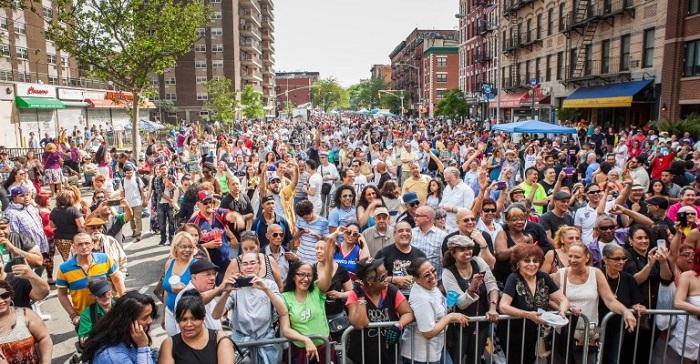 Una de las actividades culturales que se reseña en Puerto Rican Voices se dedica al Festival de Losaida. (Suministrada)