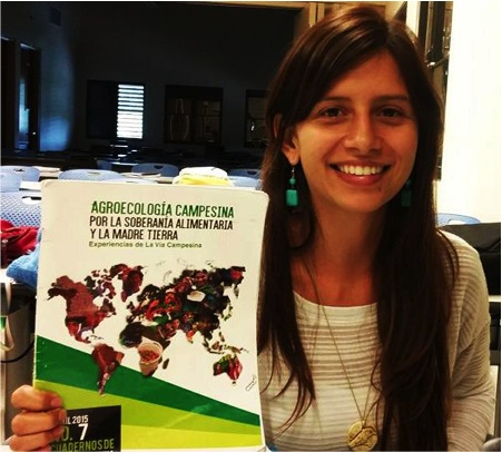 Estudiante UPR Utuado. (Suministrada)