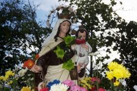 Virgen del Carmen en La Villa Pesquera Nuestra Señora del Carmen en el Docky – Mayagüez (Jannette Ramos García/Suministrada)
