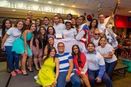 Los internos tienen la oportunidad de trabajar, estudiar, hacer trabajo comunitario y desarrollar un Proyecto de Bienestar para Puerto Rico, que se presenta en Washington y Puerto Rico. (Suministrada / Mili Landrón)