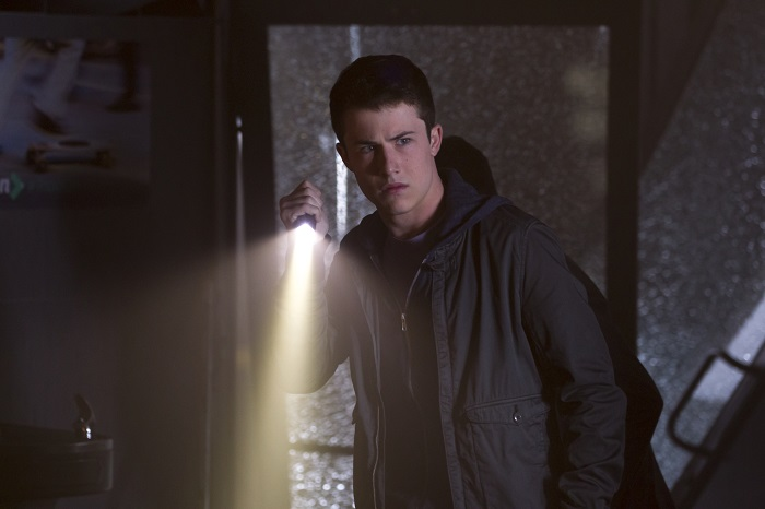 "Dylan Minnette como Zach en el largometraje ""Goosebumps"" de Sony Pictures Entertaiment. (Suministrada)"
