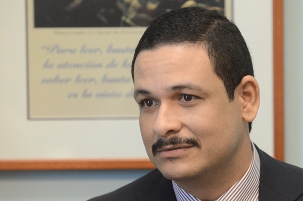 El presidente de la UPR, Uroyoán Walker Ramos. (Ricardo Alcaraz / Diálogo)