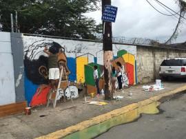 Mural en la Calle Progreso