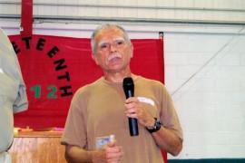 Prisionero político puertorriqueño, Oscar López Rivera. (Suministrada)