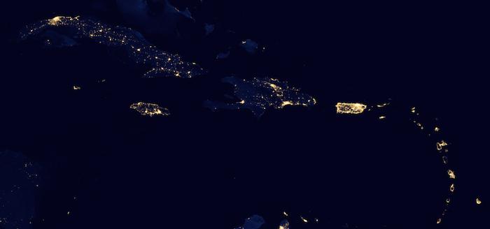 Caribe iluminado