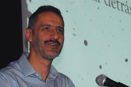 Francisco Garcia-Moreno Barco, autor del libro. (Suministrada)
