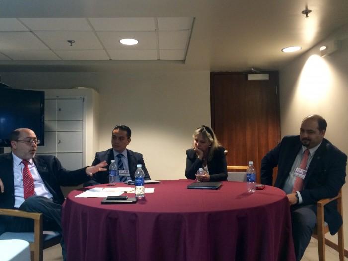 se celebró recientemente en el Salón de Facultad de la Escuela de Derecho en la Universidad de Puerto Rico, Recinto de Río Piedras (UPR-RP). (Ana García Román/Diálogo)