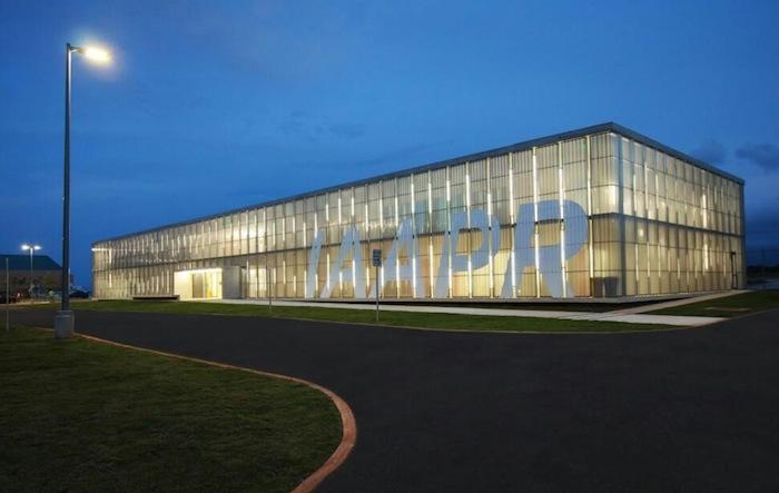 Instituto de Aeronautica de Puerto Rico. (Suministrada)