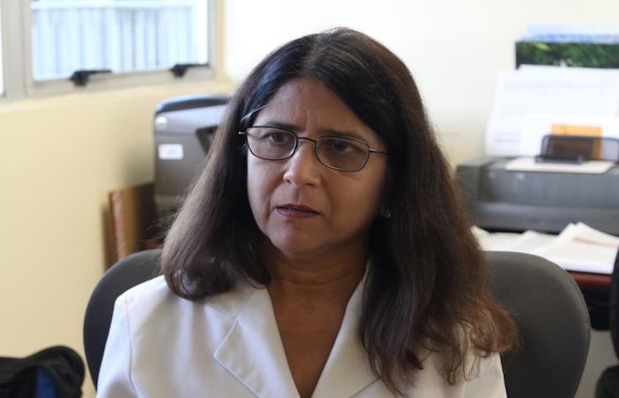 Dra. Kaumudi Joshipura (Ronald Ávila/Diálogo)