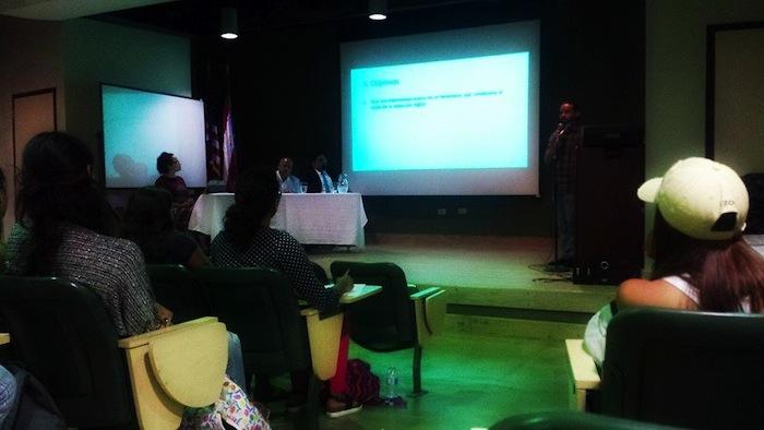 Conferencia Redacción digital. (Suministrada)