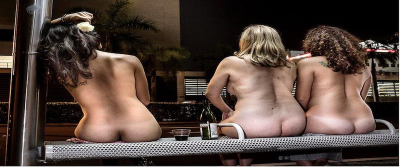 Desnudas por Ivania (Suministrada)