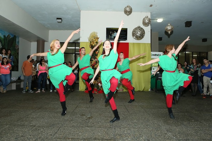 UPRA Dance Team. (Suministrada)