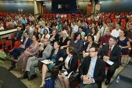 Actividad en el teatro de la Universidad de Puerto Rico en Arecibo. (Suministrada)