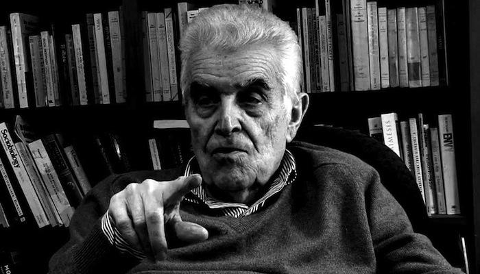 René Girard. (Suministrada)