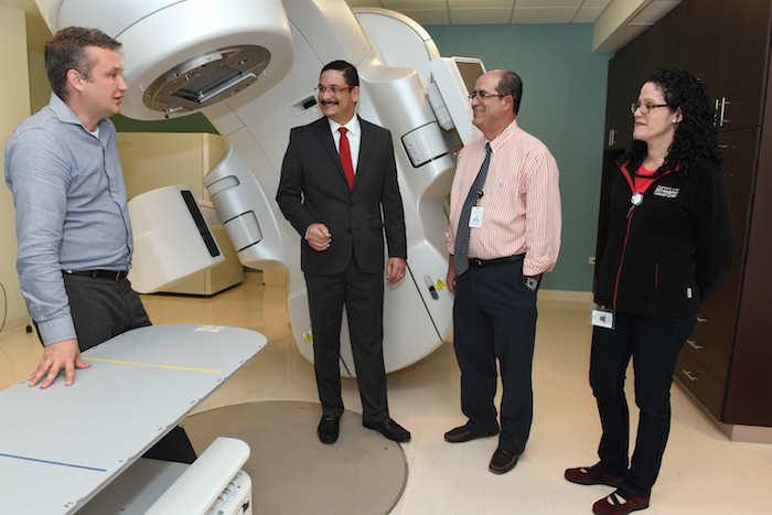 Acelerador lineal True Beam – Centro Radioterapia CCC UPR. (Suministrada)
