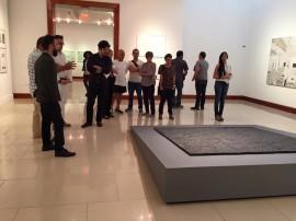 Apertura Trienal en Museo del Turabo Artista Irene Kolpeman (1)