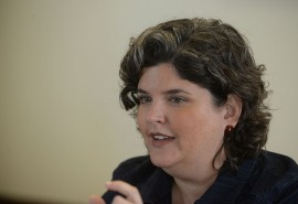 Carmen Guerrero secretaria DRNA