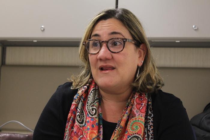 Doctora Carmen Milagros Vélez Vega. (Adriana De Jesús Salamán/Diálogo)