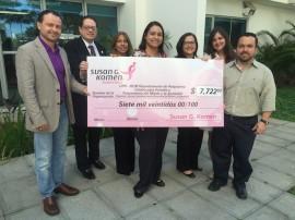 RCM recibe fondos para ayudar a pacientes de cáncer. (Suministrada)