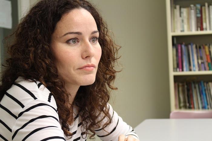 Doctora Isel Rodríguez, actriz y profesora de teatro. (Glorimar Velázquez/Diálogo)