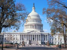Capitolio de Estados Unidos. (Flickr)
