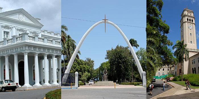 Con la intensión de promover al País internacionalmente como una opción para completar estudios universitarios, el Departamento de Estado desarrolló el programa Campus Puerto Rico.  (Ricardo Alcaraz)