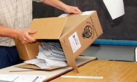Proceso electoral.