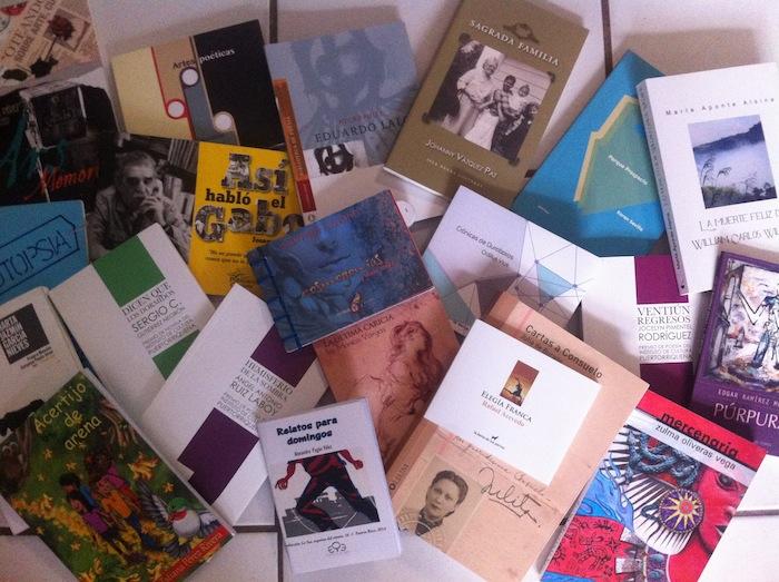 Libros. (Suministrada)