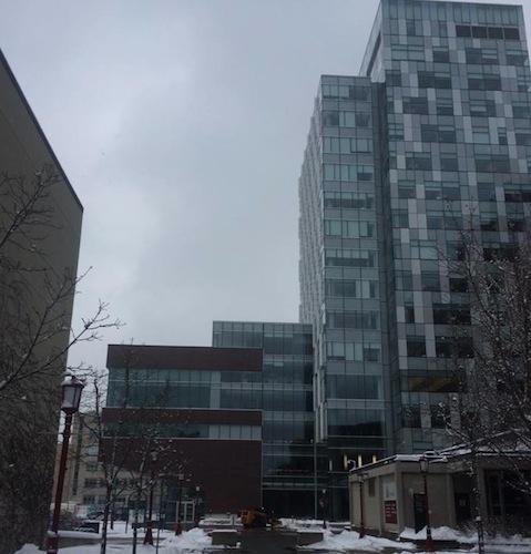 Universidad de Ottawa. (Emmanuel Estrada/ Diálogo)