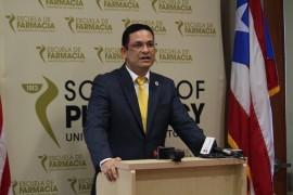 Presidente de la UPR, Uroyoán Walker Ramos. (Ronald Ávila / Diálogo)