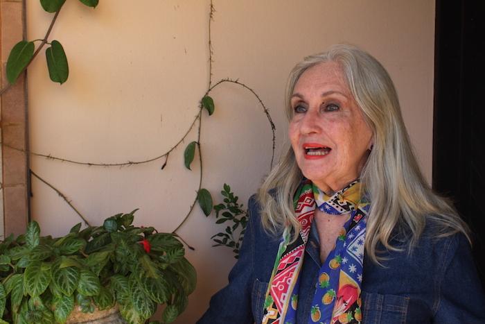 Rosa Hilda Ramos, líder comunitaria en Cataño y defensora del ambiente asegura que ya se respira aire limpio en ese municipio. (Ronald Ávila Claudio/Diálogo)