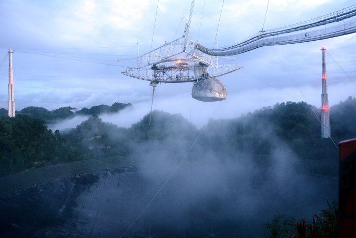 Observatorio de Arecibo. (Suministrada)