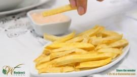 El negocio Wonderen's Foods  promoverá diversos productos derivados de la pana. (Suministrada)