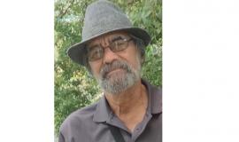 "José Santiago Reillo, ""Don Chago"", residente de Barrio Korea por 65 años. (Foto: Alondra Abrams)"