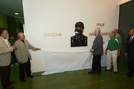 García Lucca falleció en el 2011. Hoy el RUM reconoce su legado. (Carlos Díaz / Prensa RUM)