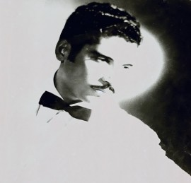 Foto promocional de la época