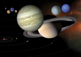 De confirmar la existencia de este objeto, los astrónomos tendrían que ver si sus características concuerdan con las tres especificaciones que definen un planeta. (Eric Vanderpool/ Flickr)