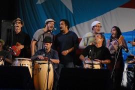 El Festival de Apoyo a Claridad/25-28 febrero 2010