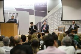 La conferencia fue muy concurrida. (Ricardo Alcaraz/ Dialogo UPR)