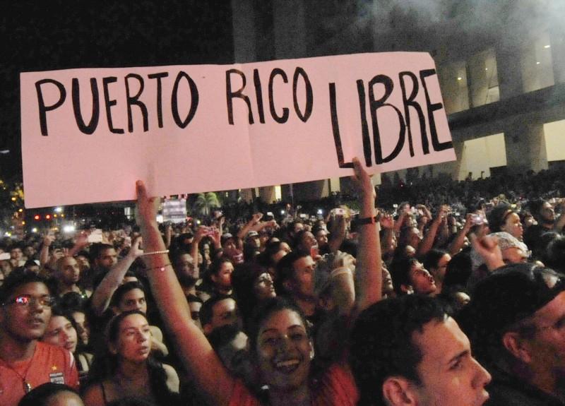 Puerto Rico libre. (Ricardo Alcaraz/ Diálogo)