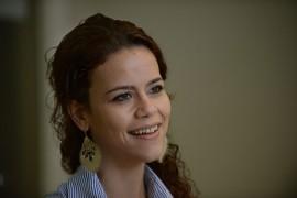 Ariadna Godreau Aubret, abogada y profesora en la Universidad Sagrado Corazón. (Ricardo Alcaraz/ Diálogo).