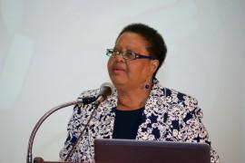 Dra. Palmira Ríos. (Suministrada)