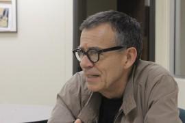 Rafael Aragunde, catedrático de la Universidad Interamericana. (Glorimar Velázquez / Diálogo)
