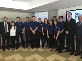 Los estudiantes ofrecerán los servicios en el Student Money Solutions de forma voluntaria. (Ronald Ávila/Diálogo)