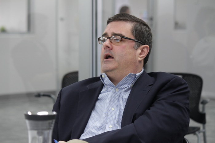Sergio Marxuach, director de política pública del Centro para una Nueva Economía. (Ronald Ávila/Diálogo)
