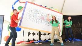Andrea Nicole Morales Suárez, finalista de Doodle 4 Google