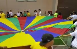 Más de 400 estudiantes participaron en el Carnaval de Actividad Física Inclusiva en la UPR-Cayey…