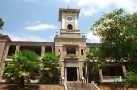 El Senado Académico mayagüezano oficializó ayer un paro de 48 horas, efectivo a partir de hoy. (Ricardo Alcaraz / Diálogo)