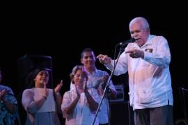 Festival de Apoyo a Claridad/jueves 25 febrero, 2016