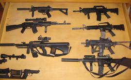 Representantes del Congreso se oponen al control de armas. (Flickr)